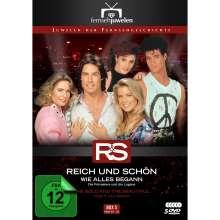 Reich und Schön Box 5: Wie alles begann, 5 DVDs