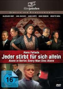 Jeder stirbt für sich allein (1975), DVD