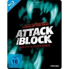 Attack The Block (Blu-ray im Steelbook), Blu-ray Disc