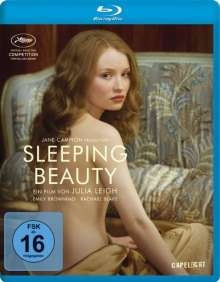 Sleeping Beauty (2011) (Blu-ray), Blu-ray Disc