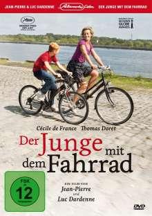 Der Junge mit dem Fahrrad, DVD