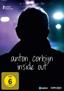 Anton Corbijn Inside Out, DVD