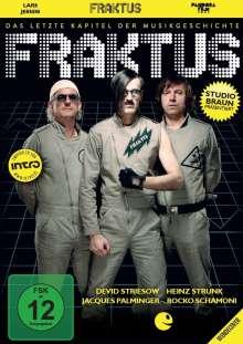 Fraktus, DVD