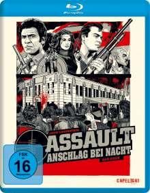 Assault - Anschlag bei Nacht (Blu-ray), Blu-ray Disc