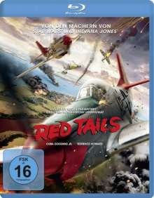 Red Tails (Blu-ray), Blu-ray Disc