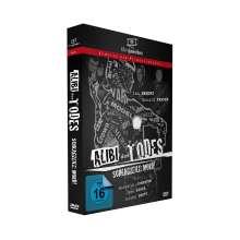 Alibi des Todes - Schlagzeile: Mord!, DVD