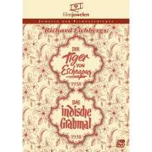 Der Tiger von Eschnapur / Das indische Grabmal, 2 DVDs