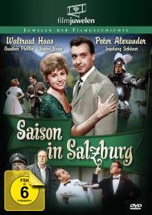 Saison in Salzburg / Wenn der Toni mit der Vroni, DVD