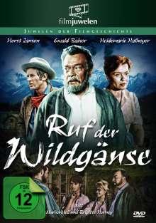 Ruf der Wildgänse - Via Mala in Kanadas Bergwelt, DVD