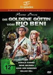 Die goldene Göttin vom Rio Benji, DVD