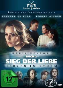 Sieg der Liebe - Herzen im Sturm, 2 DVDs