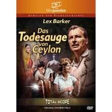 Das Todesauge von Ceylon (Geheimnis des goldenen Buddha), DVD