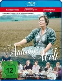 Antonias Welt (Blu-ray), Blu-ray Disc