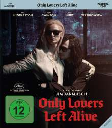Only Lovers Left Alive (Blu-ray), Blu-ray Disc