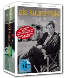 Aki Kaurismäki Collection, 10 DVDs