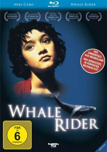 Whale Rider (Blu-ray), Blu-ray Disc