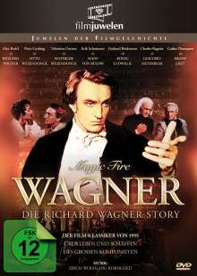 "Wagner - Die Richard Wagner Story (früher: ""Frauen um Richard Wagner""), DVD"