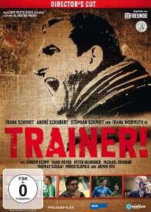 Trainer! - Director's Cut, DVD