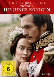 Victoria, die junge Königin, DVD