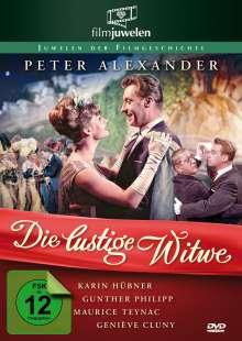 Die lustige Witwe (1962), DVD