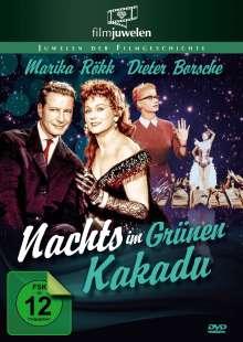 Nachts im Grünen Kakadu, DVD