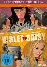 Violet & Daisy (Blu-ray & DVD im Mediabook), 1 Blu-ray Disc und 1 DVD