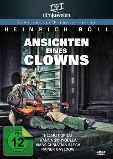 Ansichten eines Clowns, DVD