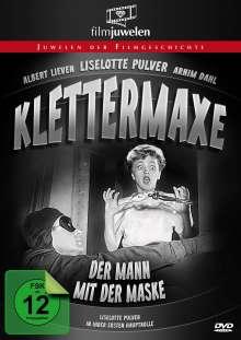 Klettermaxe - Der Mann mit der Maske, DVD