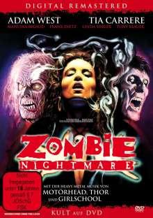 Zombie Nightmare, DVD