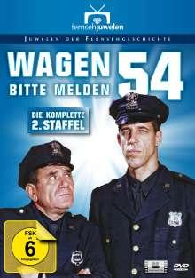 Wagen 54, bitte melden Season 2, 5 DVDs
