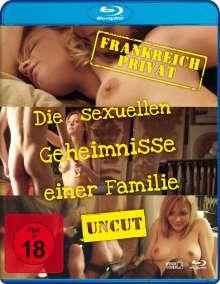 Frankreich Privat - Die sexuellen Geheimnisse einer Familie (Uncut Version) (Blu-ray), Blu-ray Disc