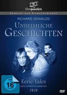 Unheimliche Geschichten (1919), DVD