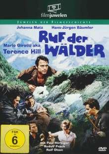 Ruf der Wälder, DVD