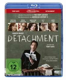 Detachment (Blu-ray), Blu-ray Disc