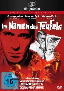 Im Namen des Teufels, DVD