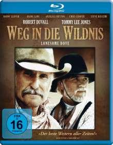 Weg in die Wildnis (Blu-ray), Blu-ray Disc