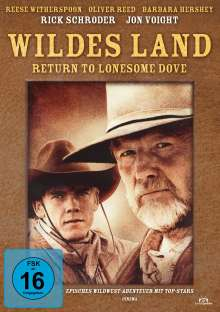 Wildes Land - Return To Lonesome Dove, 2 DVDs