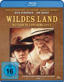 Wildes Land - Return To Lonesome Dove (Blu-ray), Blu-ray Disc