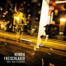 Henrik Freischlader: Night Train To Budapest, CD