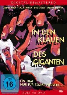 In den Klauen des Giganten, DVD