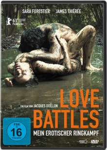 Love Battles, DVD