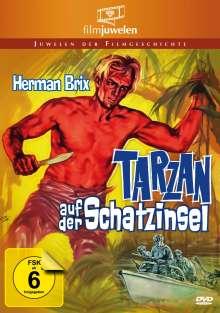 Tarzan auf der Schatzinsel, DVD