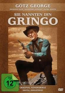 Sie nannten ihn Gringo, DVD