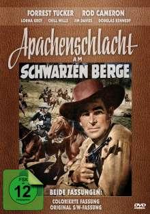 Apachenschlacht am schwarzen Berge, DVD