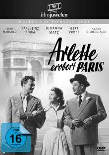Arlette erobert Paris, DVD