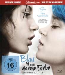 Blau ist eine warme Farbe (Blu-ray), Blu-ray Disc