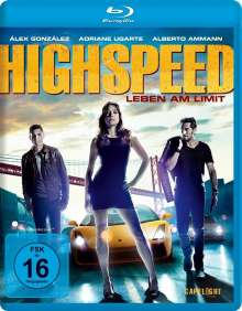 Highspeed (Blu-ray), Blu-ray Disc