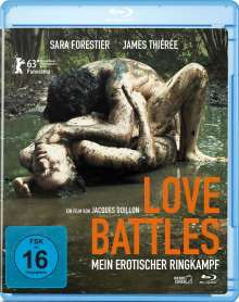 Love Battles (Blu-ray), Blu-ray Disc