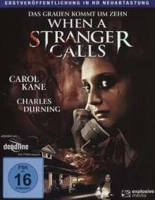Das Grauen kommt um zehn (Blu-ray), Blu-ray Disc