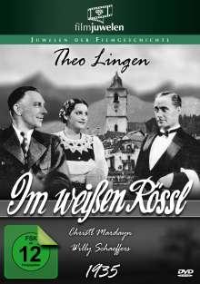 Im weißen Rössl (1935), DVD